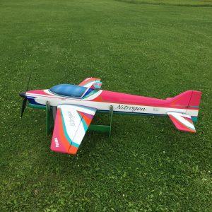 F3A plane Nitrogen