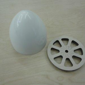 Spinner JAK 3 diameter 148 mm